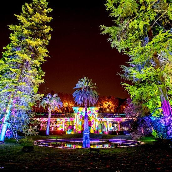 Entradas para Naturaleza Encendida en el Jardín Botánico