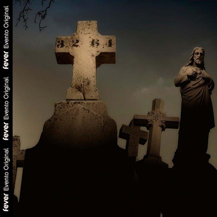 Cementery Mystery, ruta por un cementerio de Barcelona