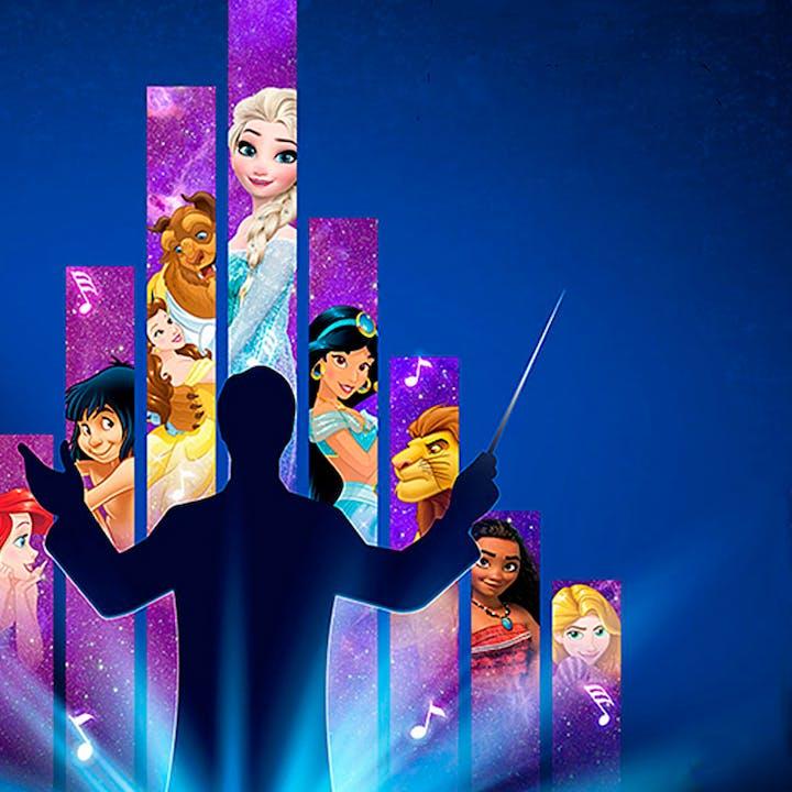 Disney en concert à la Halle Tony Garnier