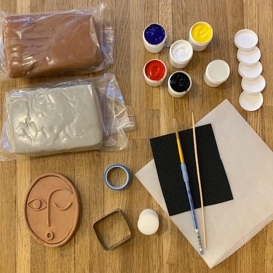 Box modelage : Ton atelier poterie à la maison !