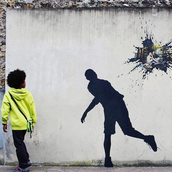 Visite guidée: Street-Art à la Butte-aux-Cailles