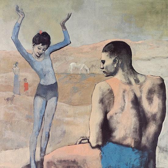 Exposition Picasso Bleu et Rose au Musée d'Orsay