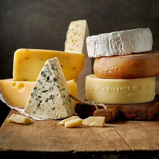 La Cañada del Capitán: pack de quesos a domicilio y cata online