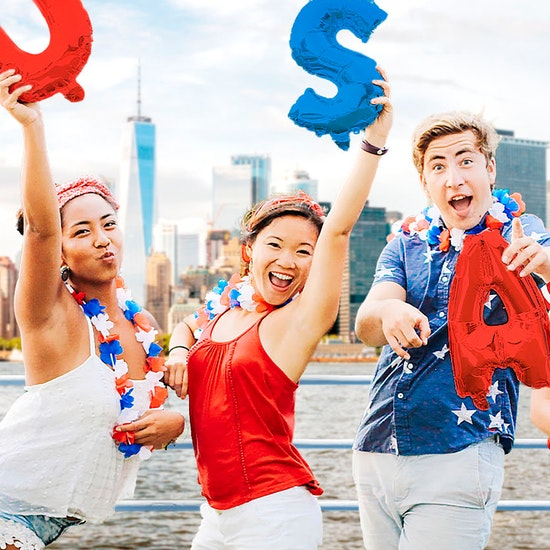 NYC 4th of July 4-Course Brunch Cruise!