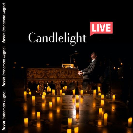 Candlelight Live Premium : la douceur de Ludovico Einaudi à la lueur des bougies