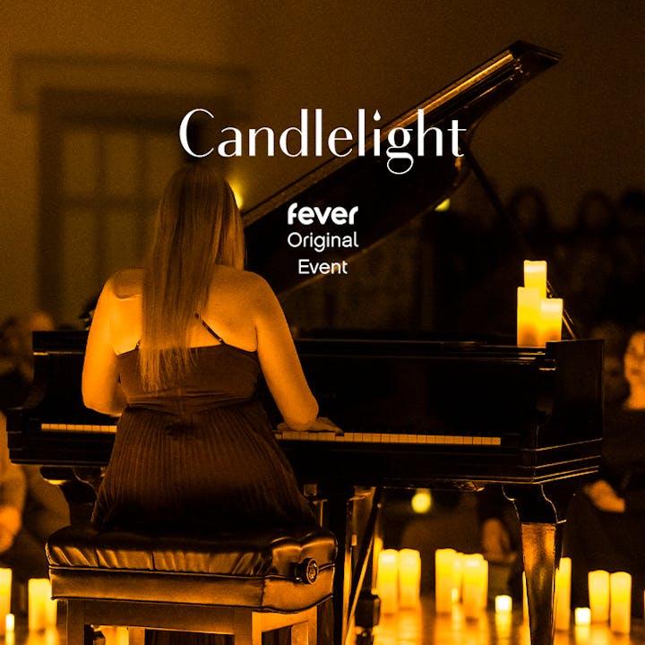Candlelight: Hommage an Ludovico Einaudi im Weisser Wind Theatersaal