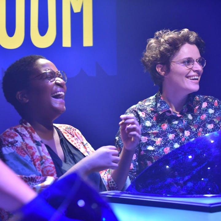 Quiz Room : ton jeu comme à la TV !