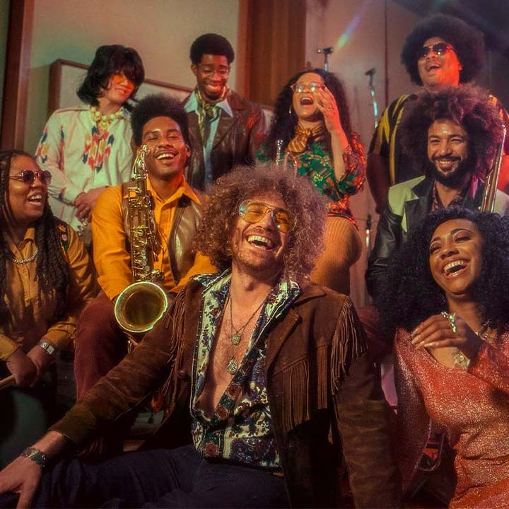 Brassroots District: Live in the Lot Summer '73