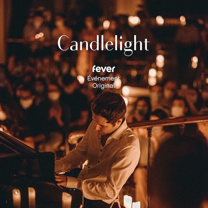Candlelight Musiques de Films : Morricone, Hommage à la bougie