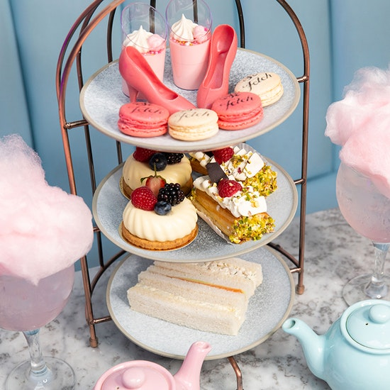 That's So Pink! Afternoon Tea