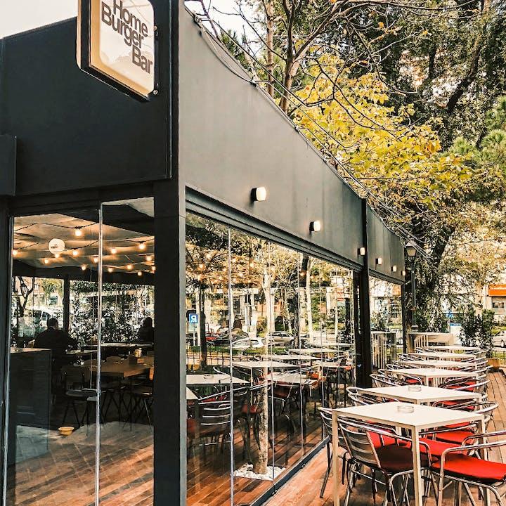 Home Burger Bar: menú exclusivo de hamburguesa o sándwich