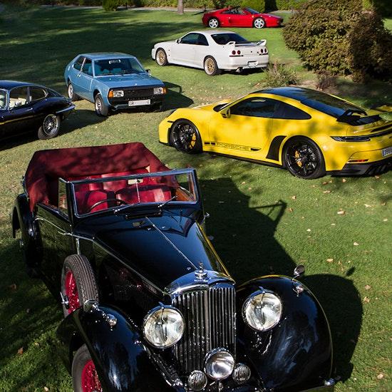 Ifyoulikecars Rinascente: el evento para los amantes de los coches