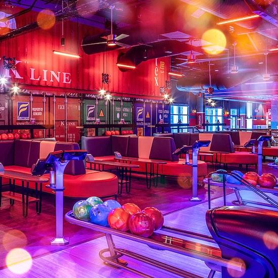 Upscale Bowling at Bowlero & Bowlmor Lanes: Special Promotional Pricing – Washington DC
