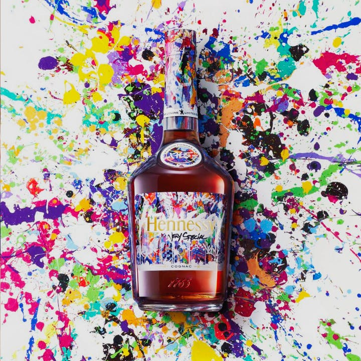 Open Bar Henny N' Paint