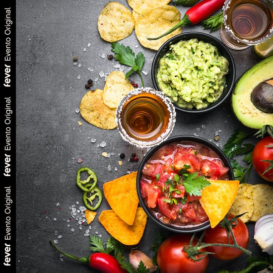 Mexican Brunch - The online Cooking Experience
