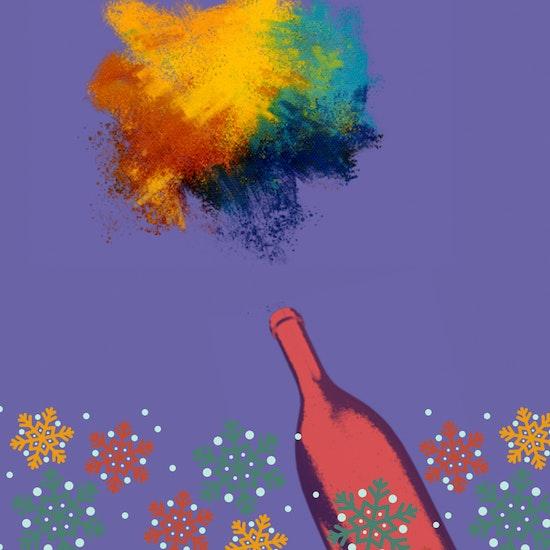 Wineparty en el museo (Christmas Edition)