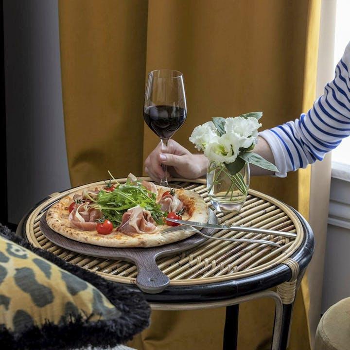 Grand Hôtel Chicago : Nuit à 2, pizzas et vin