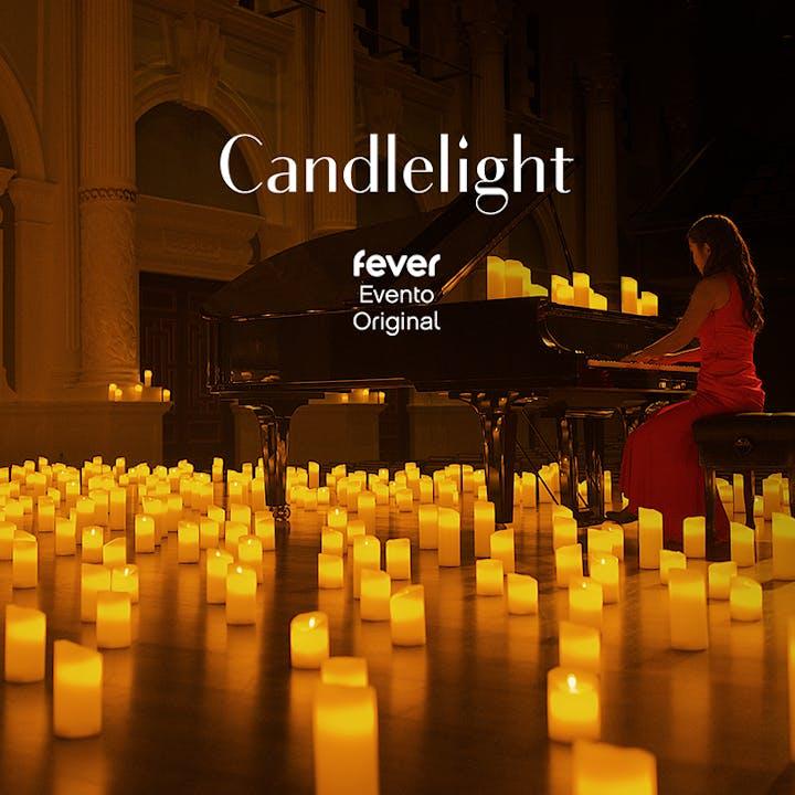 Candlelight: Chopin, piano bajo la luz de las velas en la Basílica Santa Maria del Pi