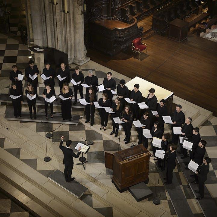 Chefs-d'œuvre de la musique française : Maîtrise Notre-Dame de Paris