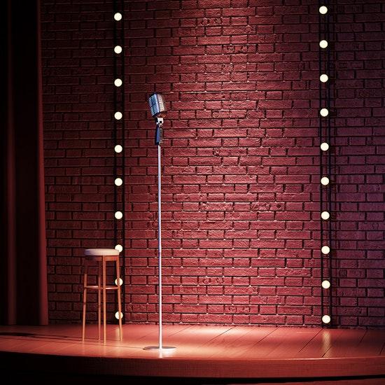 Verified Laughs Comedy Show