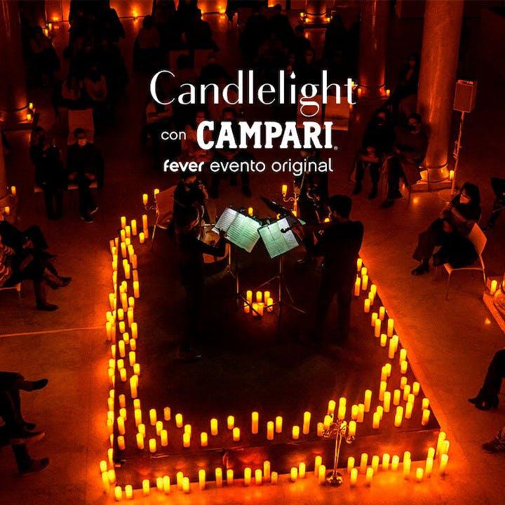 Candlelight by Campari Tonic: la mejor música de cine bajo las velas