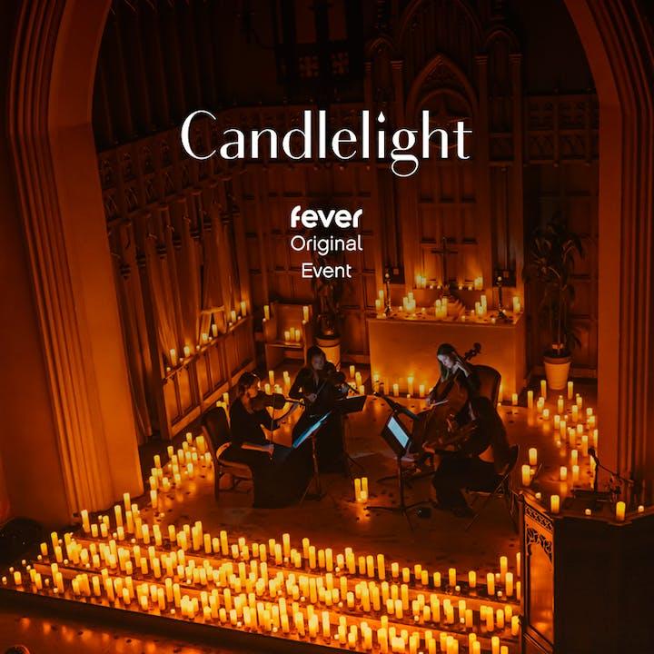 Candlelight: Bandas sonoras de Morricone e mais à luz das velas