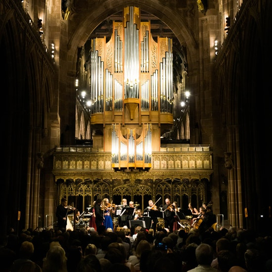 London Concertante Presents: Music from the Movies