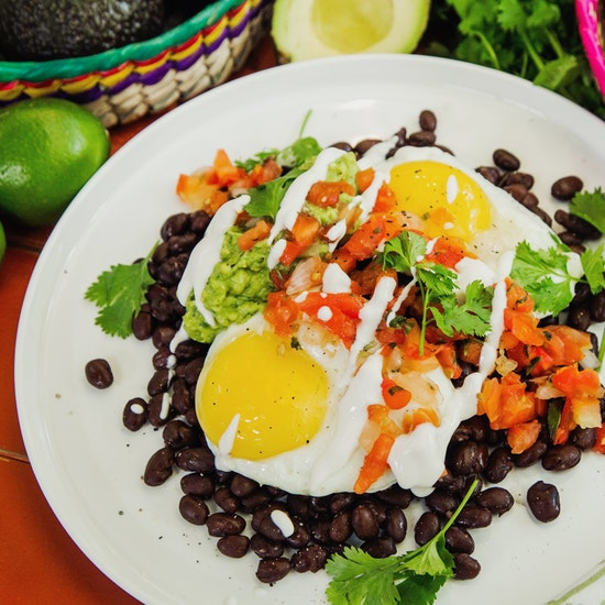 Cal-Mex Bottomless Brunch For 2 @ Pinks