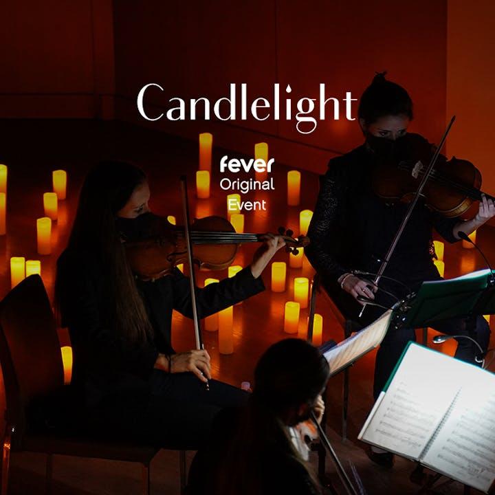 Candlelight: Beethovens beste Werke im Kunsthaus Auditorium
