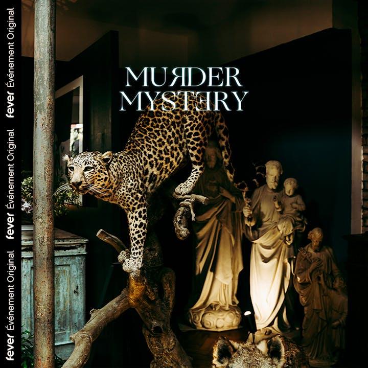 Murder Mystery : Enquête policière dans un repaire clandestin