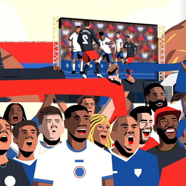 Fanpark Euro 2021: Watch The Euros LIVE!   Fever