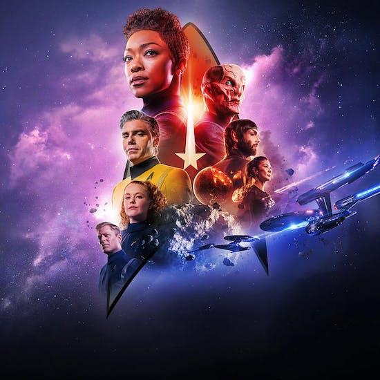 Paleyfest Star Trek Discovery The Twilight Zone Fever