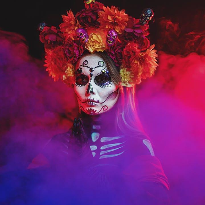 Día de los muertos : Festival house & techno par Thé Dansant