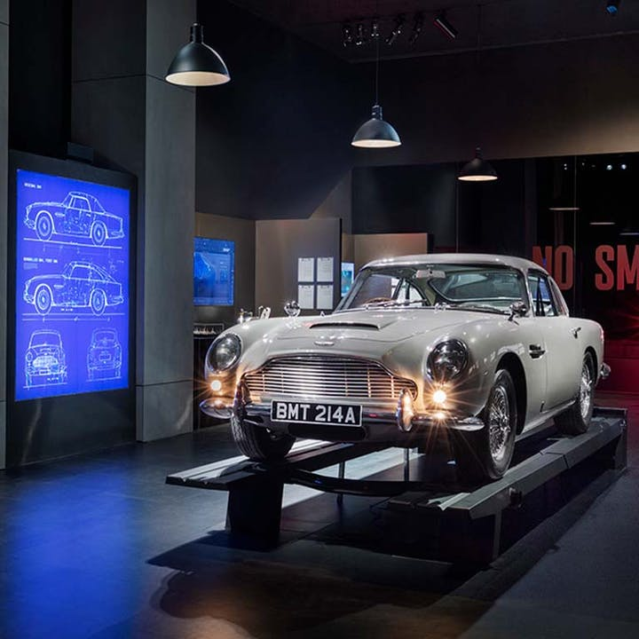007xSPYSCAPE: The James Bond Immersive Exhibition