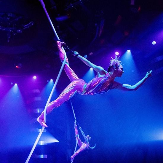 Cirque du Soleil: espectáculo online