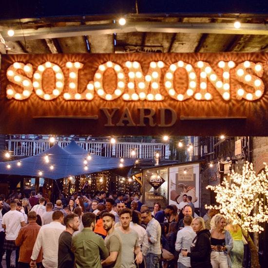 Solomons' Yard 2019