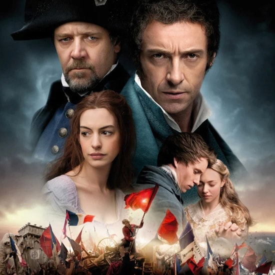 Les Misérables Sing-Along Screening With Drinks & Popcorn