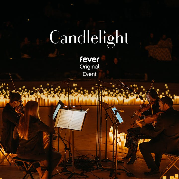 Candlelight Rooftop Series: Magical Movie Soundtracks