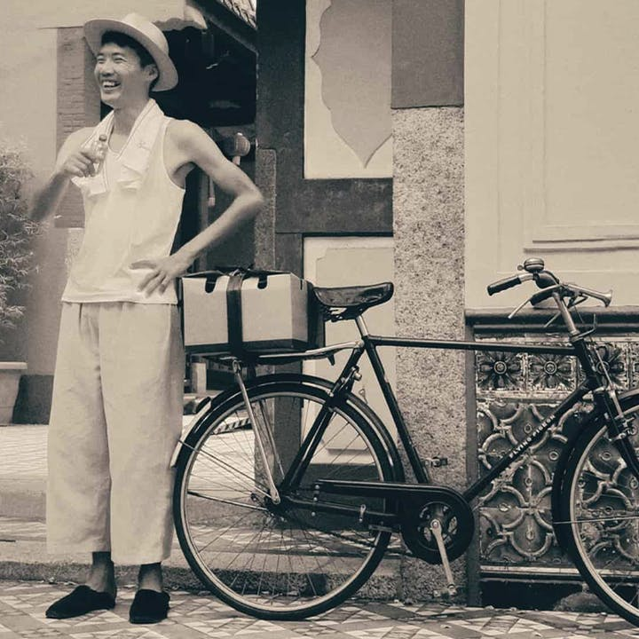 Trails Of Tan Ah Huat : Singapore 1920s Guided Cycling Tour