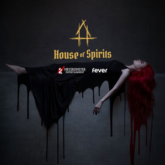 House of Spirits: A Haunted Cocktail Soirée