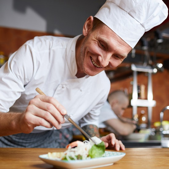 Find the Chef: Surprise Meal from a Professional Chef at Home