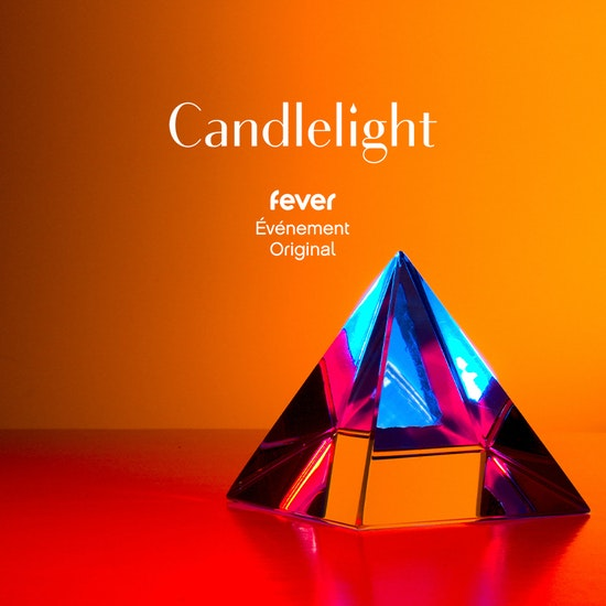 Candlelight Open Air : Hommage à Daft Punk, Piano à la bougie