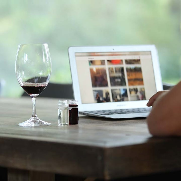 Virtual Guided Wine Tasting At Home With Samples
