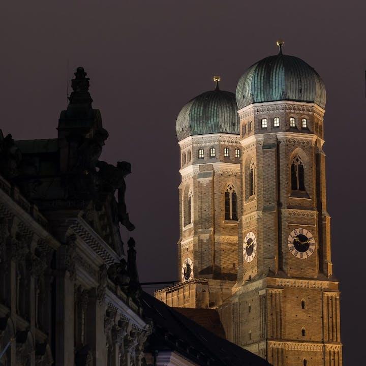 Erkundungs-Spiel durchs heimgesuchte München