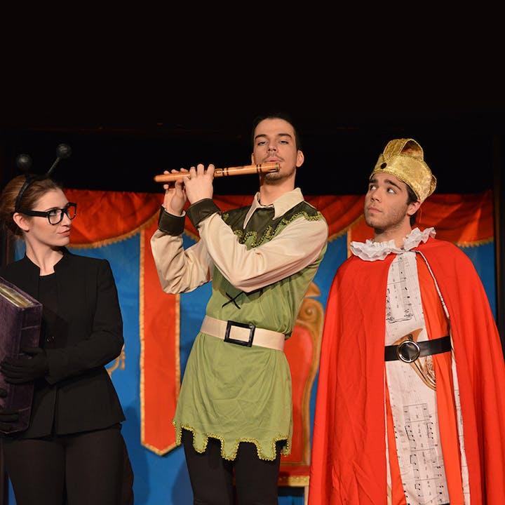 Flautista de Hamelin - O Musical no Teatro Bocage