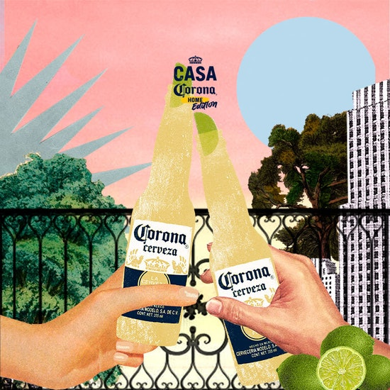 Casa Corona Home Edition: Música, Cocina & Corona