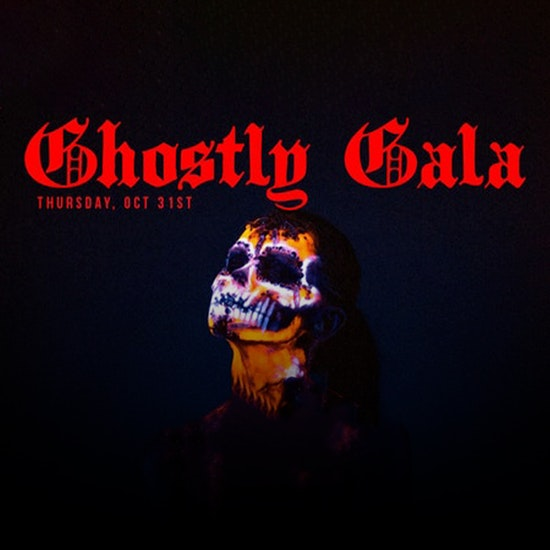 A Ghostly Gala at The Chester (w/ Open Bar)
