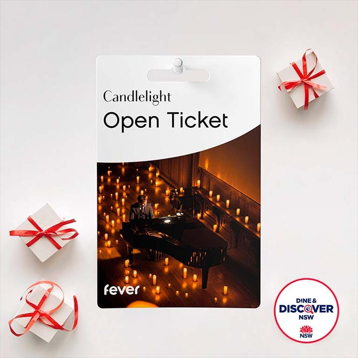 Open Candlelight Tickets