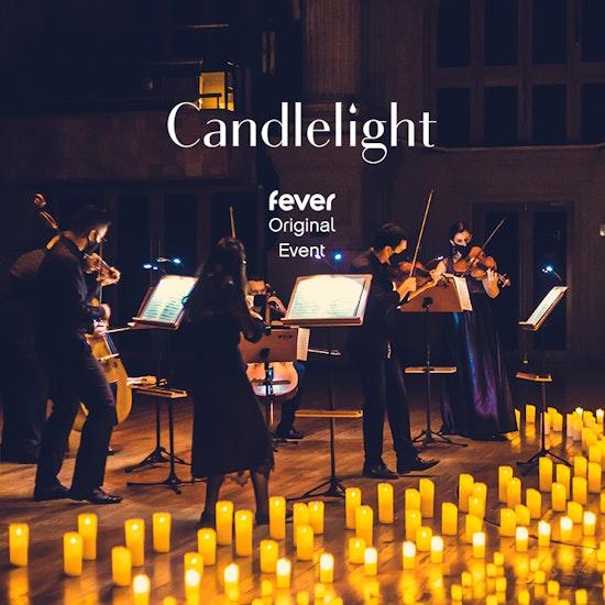 Candlelight: Trilhas sonoras de filmes à luz de velas