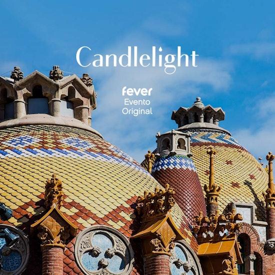 Candlelight Open Air: tributo a las leyendas del Jazz a la luz de las velas en Sant Pau